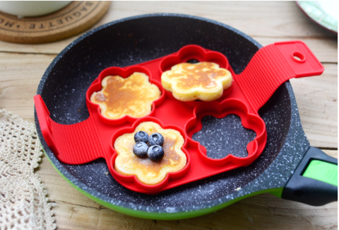 Easy Pancake Nonstick Molds(Buy three free shipping)