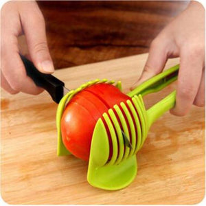 Slicer Plastic Multifunctional Lemon Potato Tomato Slicer Round Vegetable Slicer Small Practical Kitchen Accessories