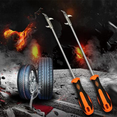【Hot Selling!】Car tire cleaning hook