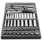 49 Pc. 3/8 in. Drive SAE/Metric Master Socket and Accessory Set