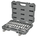 68 Pc. 3/8 in. Drive SAE/Metric Master Mechanics Tool Set