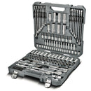 205 Pc. SAE/Metric Master Mechanics Tool Set