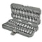52 Pc. SAE/Metric Master Bit Socket Set