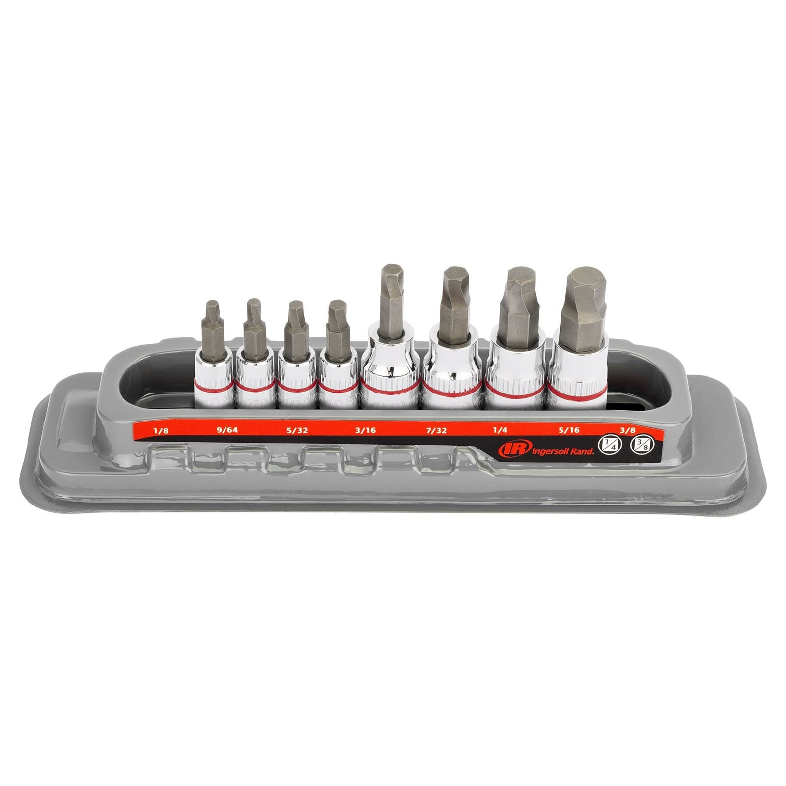 8 Pc. Tech Solutions Bit Socket Set - SAE
