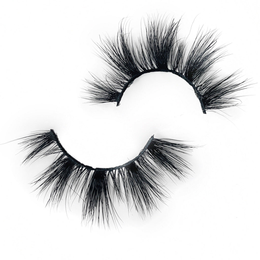 BRAT - Blink and Wink Minks 3d Mink Strip Eyelashes