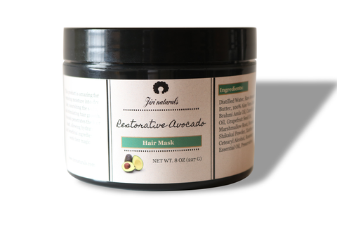 Restorative Avocado Hair Mask