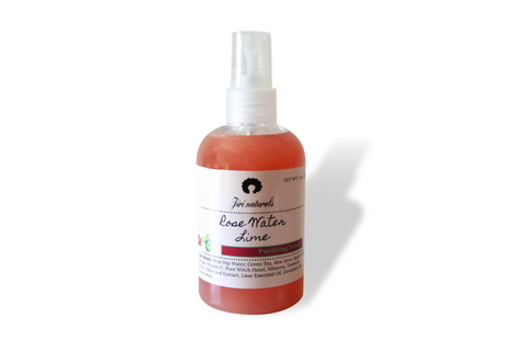Rosewater & Lime Purifying Toner