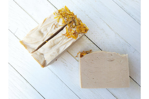Coconut & Calendula Sensitive Skin Bar