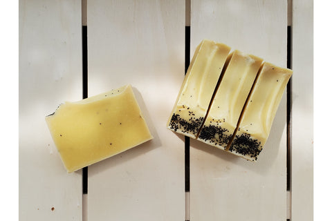 Lemon Creme Invigorating Bar
