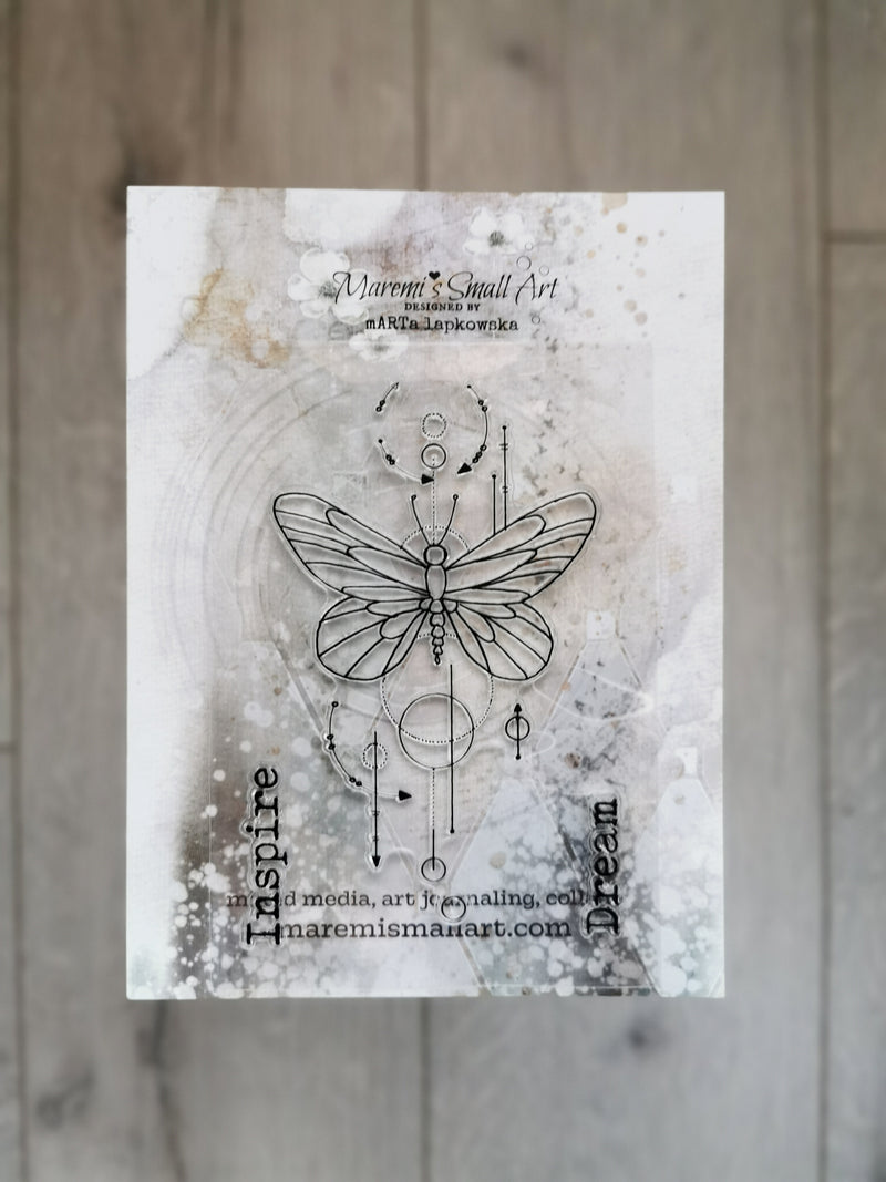 Maremi's Stamp Set Butterfly Inspire