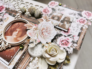 Vintage Soul - Mixed Media Online Class + products KIT