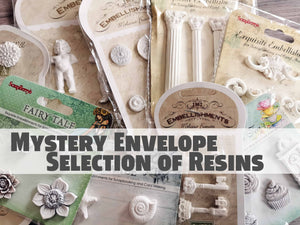 Mystery Envelope Resins - SALE