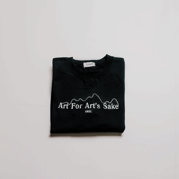 AFAS SWEATSHIRT BIG LOGO