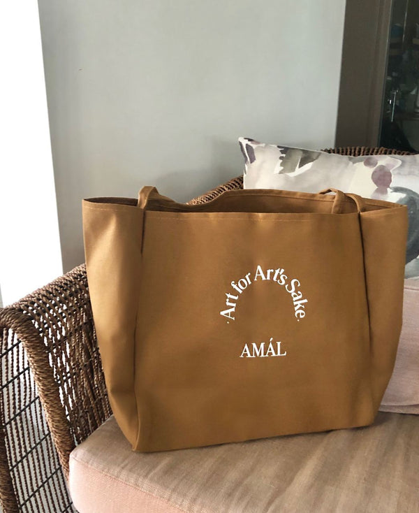 AFAS OVERSIZED TOTE BAG