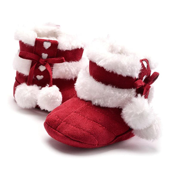 Winter Snow Boots For Baby Girls Super Warm