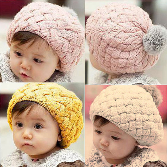 Baby Girl Hats Kids Children Baby Lovely Hat