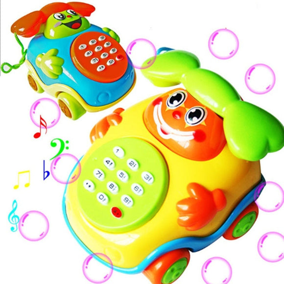 Baby toys Music Cartoon Phone Educational oy