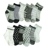 Cotton Baby Socks Newborn Floor Socks