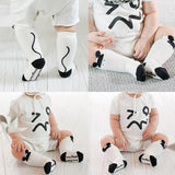 Cute Baby  Creative Cartoon Soft Long Socks