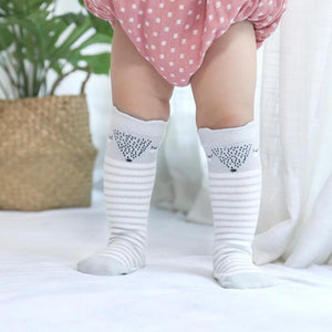 Newborn Baby Socks Kids Boy Girl Winter Warm
