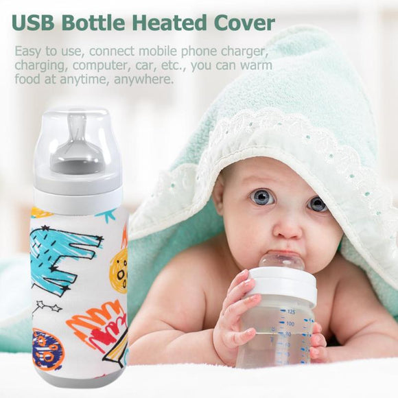 Cover Outdoor Infant Milk Feeding Bottle Bag