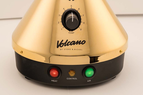 Volcano Vaporizer Gold Limited Edition Storz and Bickel