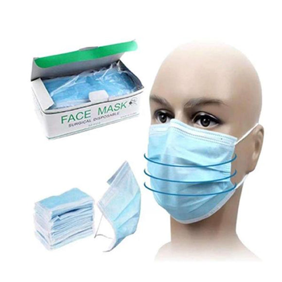 3 Ply Hygiene Face Mask