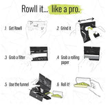 The Rowller - All In 1 Rolling Kit - 20 Pack
