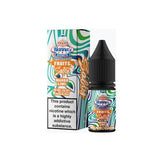 20mg Nanna's Secret Fruits 10ml Flavourd Nic Salt (50VG/50PG)