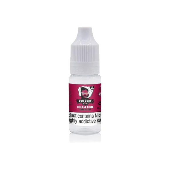 20mg Nic Salt 10ml by Von Duke (50VG/50PG)