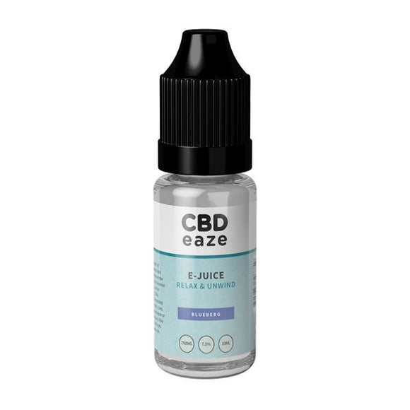 CBDeaze Broad Spectrum 750mg CBD 10ml E-Liquid (70VG/30PG)
