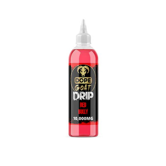 Dope Goat Drip 10,000mg CBD Vaping Liquid 250ml (70PG/30VG)