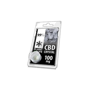 CBD Products - Plant Of Life 100MG CBD Isolate 99%