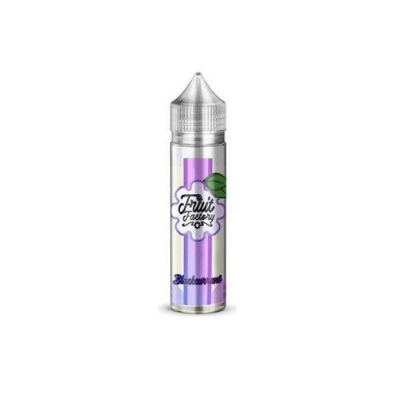 E-liquids - Fruit Factory 0mg 50ml Shortfill