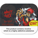 E-liquids - Nasty Juice 3mg 5x10ml Multipack (70VG/30PG)