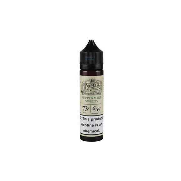 E-liquids - Tonix By Element 0mg 50ml Shortfill