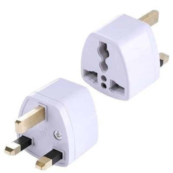 Electronic & Mobile Accessories - Universal 3Pin Travel Adapter