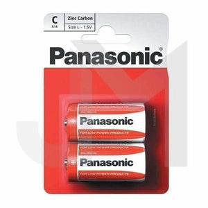 Electronic & Mobile Accessories - Panasonic R14 C 1.5V Battery
