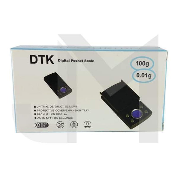 Electronic & Mobile Accessories -DTK Digital Pocket Scale