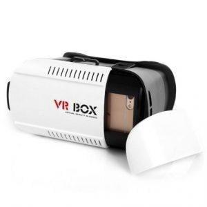 Electronic & Mobile Accessories - VR BOX 3D IMAX 2.0 Virtual Reality Glasses + Bluetooth Remote