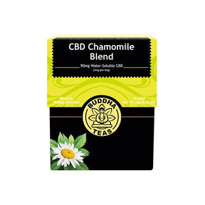 General - Buddha Teas CBD Chamomile Blend Tea Bags 5mg
