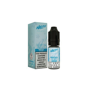 Nic Shots & Salts - Nasty Salt 20mg 10ML Flavoured Nic Salt (50VG/50PG)