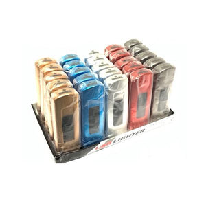Smoking Products - 25 X USB Lighter Display Pack - 30670