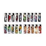 Smoking Products - 50 X 4Smoke Electronic Printed Lighters - ZY218DK