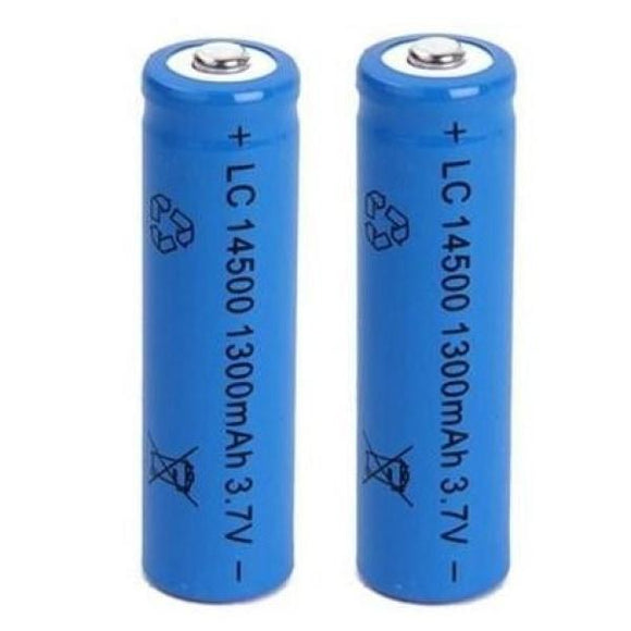 Vape Batteries - LC 14500 1300mAh Battery