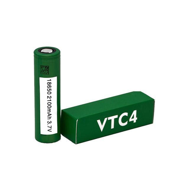 Vape Batteries - Sony VTC4 18650 2100mAh Battery