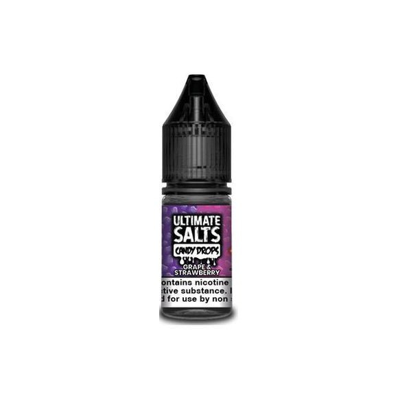 Vaping Products - 10MG Ultimate Salts Candy Drops 10ML Flavoured Nic Salts