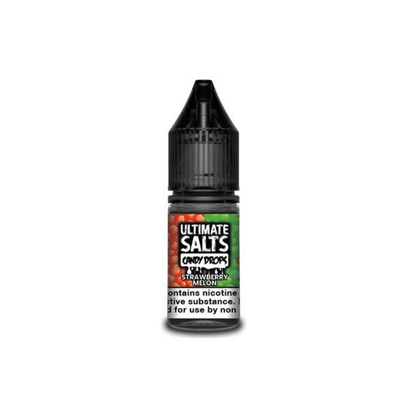 Vaping Products - 20MG Ultimate Salts Candy Drops 10ML Flavoured Nic Salts