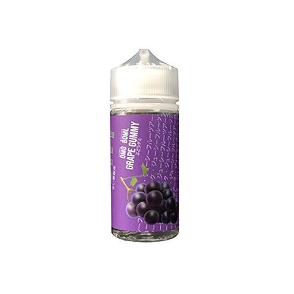 Vaping Products - Gochy 0mg 80ml Shortfill (70VG/30PG)
