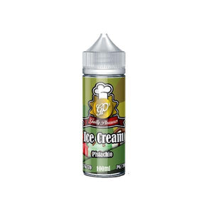 Vaping Products - Guilty Pleasures Ice Cream 0mg 100ml Shortfill (70VG/30PG)